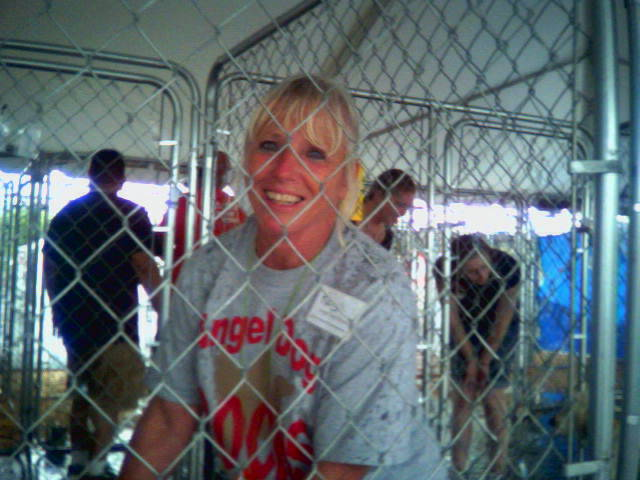 Karyl Wiegand of Angel Dog Rescue, Inc.